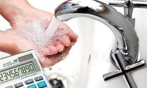 Нормы потребления воды на человека